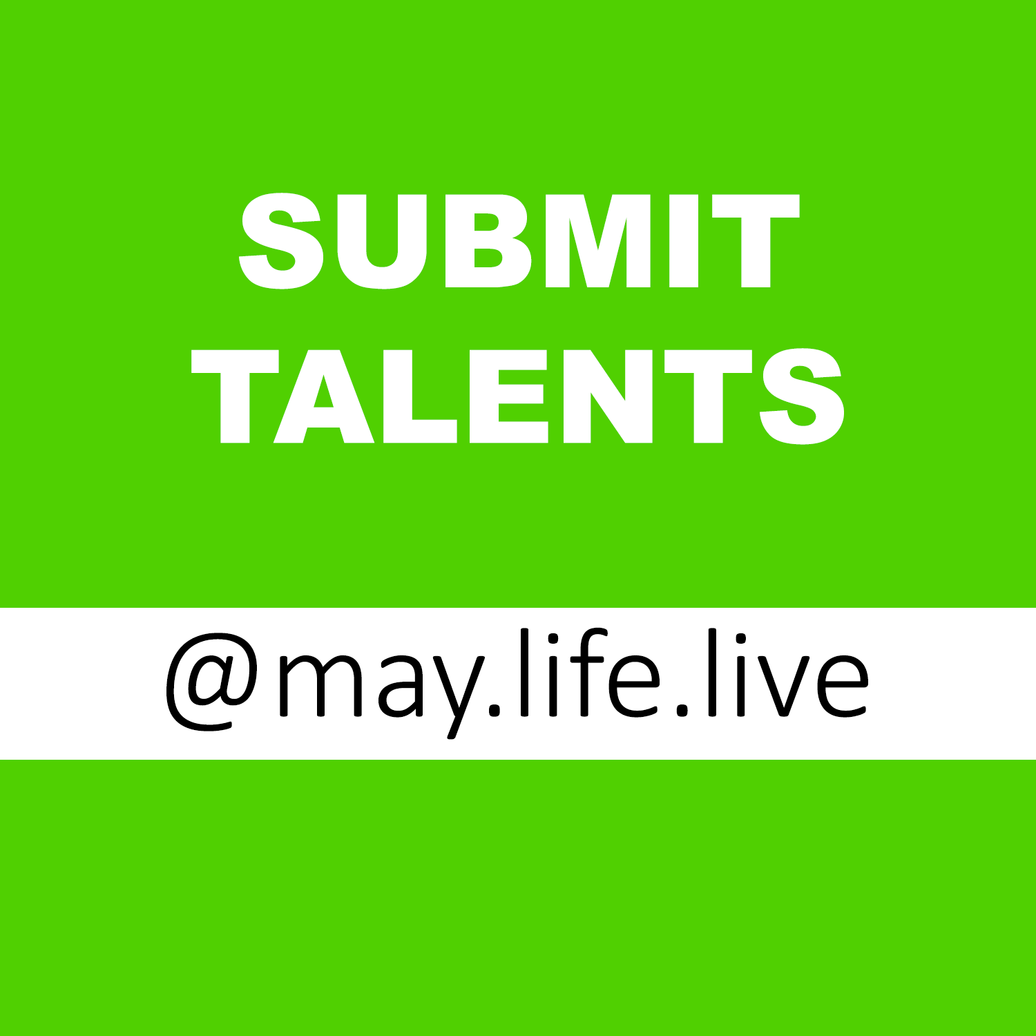 Submit Talents